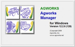 AgWorks Manager Popup Screen